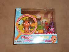 NEW, MAGICMEEMEES HOLIDAYLAND PLAYSET