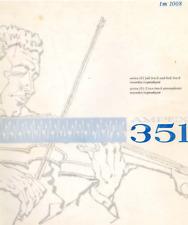 AMPEX 351 Schematic Diagram Service Manual Repair Schaltplan Schematique