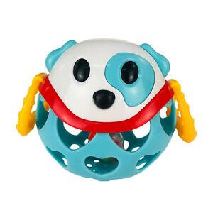 Giocattolo creativo per bambini neonato BamBam cane a sfera con sonaglio 2887
