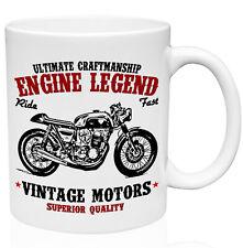 Honda Cb 750 Cafe Racer 11oz Ceramic High Quality Coffee Mug