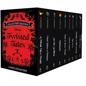 Disney Twisted tale 9 Pack Collector' Edition