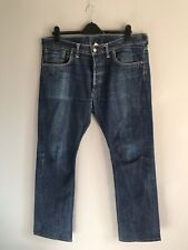 RRL Double RL Selvedge Heavy Denim Jeans Made in USA sz 36