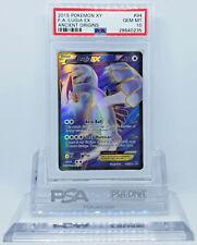 Pokemon XY Ancient Origins LUGIA EX #94/98 FULL ART HOLO FOIL PSA 10 GEM MINT #*