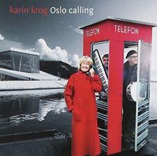 KARIN KROG - OSLO CALLING NEW CD