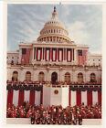 Ronald Reagan Type 1 Photo Inauguration