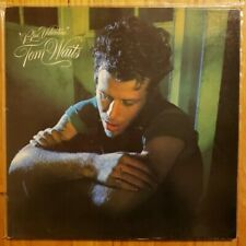 Tom Waits - Blue Valentine LP Vinyl 6E 162 A/B Matrix Specialty Pressing *NM-