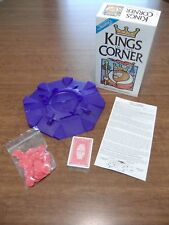 Kings In The Corner Family Card Game by Jax 1996 Version Sealed Deck Complete