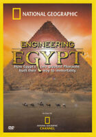 Engineering Egypt (National Geographic) New DVD