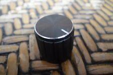 5pcs 17x17mm Diameter Black Aluminum KNOB FOR BOSS Guitar Effect Pedal Project