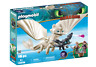 Playmobil 70038 Dreamworks Dragons Light Fury W/Baby Dragon + Children  MIB/New