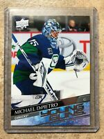 20-21 UD Upper Deck Series 1 Young Guns YG RC Rookie #206 MICHAEL DIPIETRO