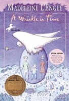 A Wrinkle in Time (The Time Quartet) by Madeleine LEngle