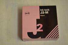 OCE Cartuccia di inchiostro SERBATOIO j2-m MAGENTA OCE 5150 5250 STAMPANTI ART 299-53-815
