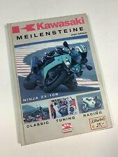 Kawasaki Buch Meilensteine von Jürgen Gaßebner Classic / Tuning / Racing