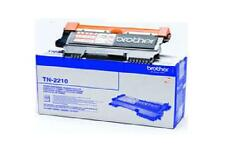 ORIGINALE Brother Cartuccia di toner TN2210 MFC7860DW 7460DN HL2240D HL2250DN 2270DW