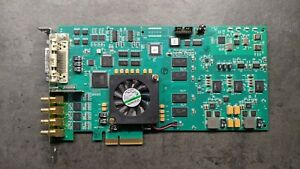 Aja KONA 3G 2K/3G/Dual Link HD/HD/SD 10-Bit PCIE Card, HDMI 1.4a Output