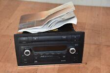 Audi A4 8E B6 B7 Autoradio symphony CD Cassette 8E0035195C mit Code