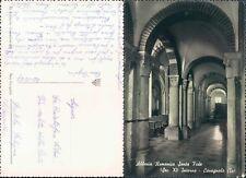 CAVAGNOLO -TO- ABBAZIA ROMANICA SANTA FEDE SEC.XI- INTERNO.    (rif.fg.13134)