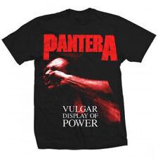 Pantera-Red Vulgar-XXL Black T-shirt