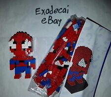 SPIDER-MAN TOYS LEGO MINI NANOBLOCK NANO BLOCK USA SELLER MARVEL COMICS