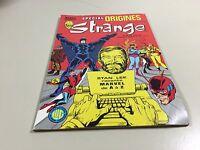 COMICS  EO REVUE SPECIAL ORIGINES STRANGE N° 208 BIS
