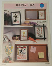 Looney Tunes Counted Cross Stitch Patterns by Nomis - Volume 502