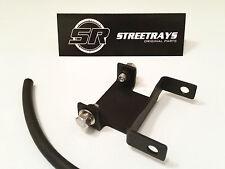 "[SR] 96-15 Harley Davidson Dyna 2.25"" Black HD Tank Riser Bracket Extension Kit"