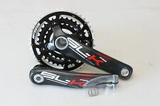 New FSA SL-K Carbon Crankset 175mm 42/32/24 BB30 Mountain Bike MTB Triple 3x10