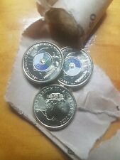 UNCIRCULATED 2020 75th Anniversary The End of WW2 $2 Dollar Coin from RAM roll