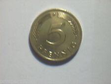 5 pfennig 1985 D