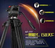 NEST NT-777 Camera Camcorder Tripod Professional for DSLR Video Tripod