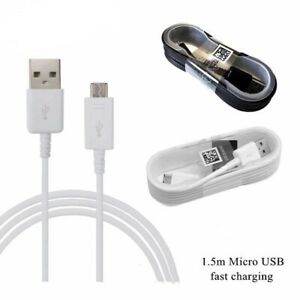 Official Samsung Galaxy Tab 3/4 Tab S / S2 / E USB 1.5m Fast Charging Cable Lead