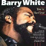 WHITE Barry - You're the first - CD Album