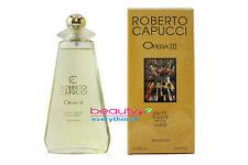 Roberto Capucci Opera III Pour Femme 3.4oz EDT NIB Sealed Women's Perfume RARE