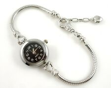 Charm Watch Style Bracelet Fits European Bead 20cm WP11
