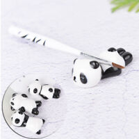 Nail Brush Pen Rack Ceramic Stand Holder Cute Panda Manicure Nail Art Tool CJKC
