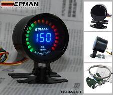 Manometre de Temperature d' Huile EPMAN DIGITAL NOIR diametre 52mm NEUF