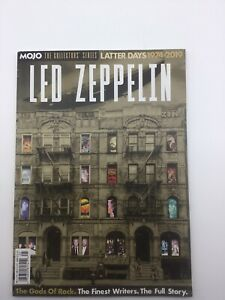 MOJO The Collectors' Series LED ZEPPELIN The Latter Days 1974-2019 Gods of Rock