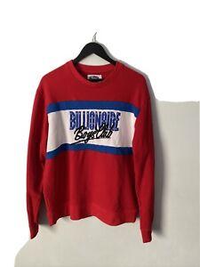 Billionaire Boys Club Time LS Knit Set Sweatshirt /& Sweat Set Men SZ L 2XL