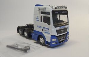 "- ""Colin Lawson"" - MAN  - Code 3 - Truck - Lorry  - 1:50"