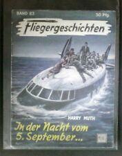 Fliegergeschichten Band 83   In der Nacht vom 5. September   in Schutzhülle
