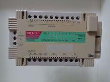 Idec Izumi MICRO-1  MAIN FC1A-C1A1E