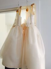 Silk Flower Girl Party Dresses