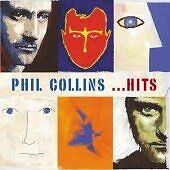 PHIL COLLINS - GREATEST HITS - CD ALBUM - IN THE AIR TONIGHT / EASY LOVER +