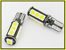W5W T10 501 13 SMD 5050 LED NUMBER PLATE OBC CAN ERROR FREE bulbs TOYOTA 1