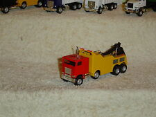 HERPA / PROMOTEX  FREIGHTLINER CAB OVER HEAVY DUTY WRECKER