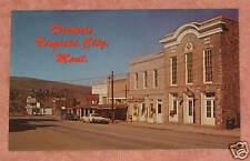 Historic Virginia City, Montana