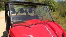 SPIKE Clear Rear Windshield Panel Yamaha Viking 2014-18