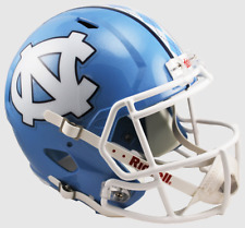 NORTH CAROLINA TARHEELS NCAA Riddell SPEED Full Size Replica Football Helmet