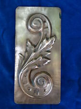 MOULE A CHOCOLAT ANCIEN / Old chocolate mold - CUIVRE / Copper - RARE ! TOP !